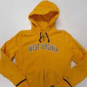 Nike West Virginia Womens Hoodie Small (4-6)
